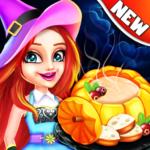 Halloween Cooking Chef Madness Fever Games Craze APK MOD Unlimited Money 1.4.1 for android