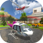 Helicopter Simulator Rescue APK (MOD, Unlimited Money) 1.8 for android