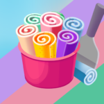 Ice Creamz Roll APK MOD Unlimited Money 1.2.3 for android