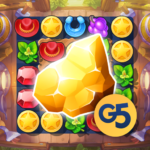 Jewels of the Wild West Match gems restore town APK MOD Unlimited Money 1.2.200 for android