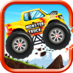 Kids Monster Truck APK MOD Unlimited Money 1.3.3 for android