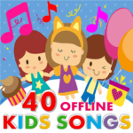 Kids Songs – Best Nursery Rhymes Free App APK MOD Unlimited Money 1.2.5 for android