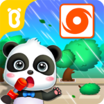 Little Panda's Weather: Hurricane APK (MOD, Unlimited Money) 8.43.00.10 for android
