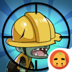 Merge Rush Z APK MOD Unlimited Money 1.0.16 for android