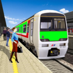 Modern Train Driving Simulator City Train Games APK MOD Unlimited Money 2.2 for android