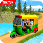 Offroad Tuk Tuk Rickshaw Driving Tuk Tuk Games 20 APK MOD Unlimited Money 1.13 for android