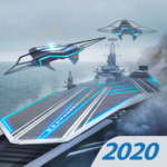 Pacific Warships World of Naval PvP Warfare APK MOD Unlimited Money 0.9.195 for android