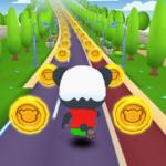 Panda Panda Run APK MOD Unlimited Money 1.3.0 for android