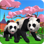 Panda Simulator 3D Animal Game APK MOD Unlimited Money 1.036 for android