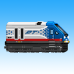 Pocket Trains Tiny Transport Rail Simulator APK MOD Unlimited Money 1.3.9 for android
