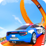 Police Ramp Car Stunts GT Racing Car Stunts Game APK MOD Unlimited Money 1.3.1 for android