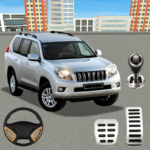 Real Prado Car Parking Games 3D Driving Fun Games APK MOD Unlimited Money 2.0.057 for android