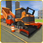 Road Builder City Construction APK (MOD, Unlimited Money) 1.9  for android