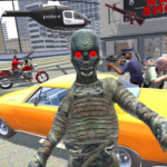 Rope Mummy Crime Simulator Vegas Hero APK MOD Unlimited Money 1.0.1 for android