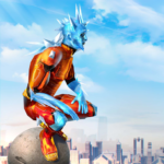 Snow Storm Superhero APK MOD Unlimited Money 1 for android