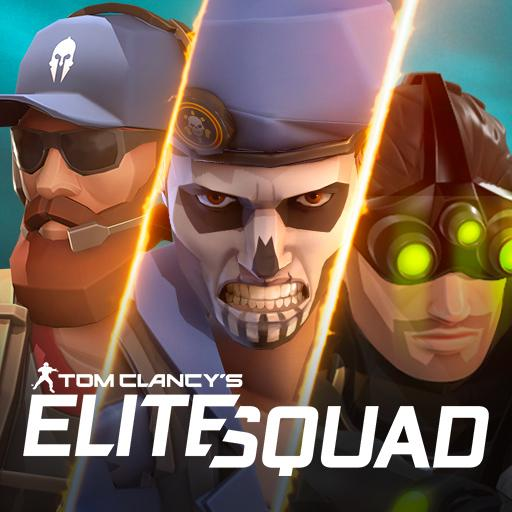 Tom Clancys Elite Squad Military RPG APK MOD Unlimited Money 1.0.9 for android