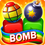 Toy Bomb Blast Match Toy Cubes Puzzle Game APK MOD Unlimited Money 3.60.5009 for android