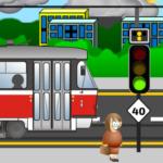 Tram Driver Simulator 2D – light rail train sim APK (MOD, Unlimited Money) 1.126 for android