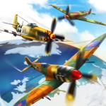 Warplanes Online Combat APK MOD Unlimited Money 1.2 for android