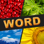 4 Pics 1 Word Cookie APK MOD Unlimited Money 1.12 for android