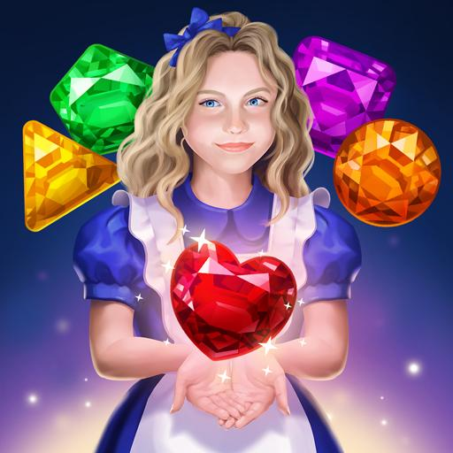 Alice in Puzzleland APK MOD Unlimited Money 2.2.2 for android