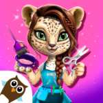 Amys Animal Hair Salon – Cat Fashion Hairstyles APK MOD Unlimited Money 2.0.86 for android