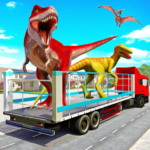 Angry Dino Zoo Transport: Animal Transport Truck APK (MOD, Unlimited Money) 27 for android