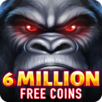 Ape About Slots – Best New Vegas Slot Games Free APK MOD Unlimited Money 1.46.6 for android