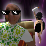 Baby Granny 3D Daddy Grandpa Grandma Mod Simulator APK MOD Unlimited Money 2.1 for android
