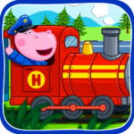 Baby Railway-Train Adventure APK MOD Unlimited Money 1.3.1 for android