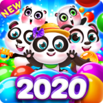 Bubble Shooter 2 Panda APK MOD Unlimited Money 1.0.64 for android
