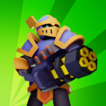 Bullet Knight Dungeon Crawl Shooting Game APK MOD Unlimited Money 1.0.4 for android
