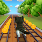 Cat Run 3D APK MOD Unlimited Money 1.0 for android