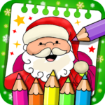 Christmas Coloring Book APK MOD Unlimited Money 1.27 for android