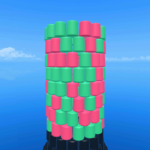 Color Tower-Hit master APK MOD Unlimited Money 1.5.0 for android