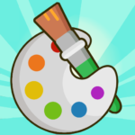 Coloring Book APK MOD Unlimited Money 5.8 for android
