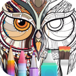 Coloring Book for family APK (MOD, Unlimited Money) 3.2.1 for android