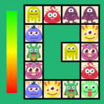 Connect: cute monsters and food. Free casual game APK (MOD, Unlimited Money) v1.3.50 for android