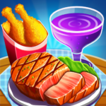 Crazy My Cafe Shop Star – Chef Cooking Games 2020 APK MOD Unlimited Money 1.11.7 for android