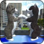 Cute Cat And Puppy World APK MOD Unlimited Money 1.0.6.0 for android