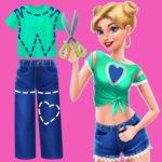 DIY Fashion Star – Design Hacks Clothing Game APK MOD Unlimited Money 1.2.2 for android