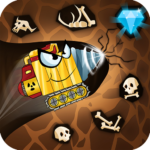 Digger Machine dig and find minerals APK MOD Unlimited Money 2.7.0 for android