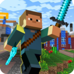 Diverse Block Survival Game APK MOD Unlimited Money 1.52 for android