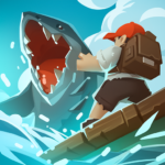 Epic Raft: Fighting Zombie Shark Survival APK (MOD, Unlimited Money) 0.8.12  for android