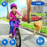 Family Pet Dog Home Adventure Game APK MOD Unlimited Money 1.0.9 for android