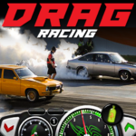 Fast cars Drag Racing game APK MOD Unlimited Money 1.1.1 for android