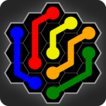 Flow Free Hexes APK MOD Unlimited Money 2.5 for android