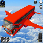 Flying Bus Driving simulator 2019 Free Bus Games APK MOD Unlimited Money 2.8 for android
