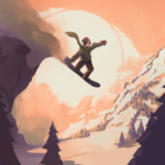 Grand Mountain Adventure Snowboard Premiere APK MOD Unlimited Money 1.156 for android