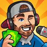 Idle Tuber – Become the worlds biggest Influencer APK MOD Unlimited Money 1.1.9 for android